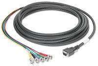 Аналоговые кабели выского разрешения - SYF BNCM