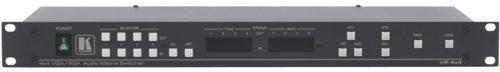 Матричный коммутатор 4:4 сигналов VGA и симметричных стерео аудио сигналов Kramer VP-4x4