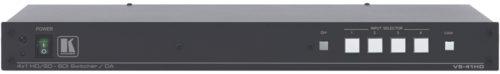 Коммутатор и усилитель-распределитель 4х1:2 сигнала SDI Kramer VS-41HD