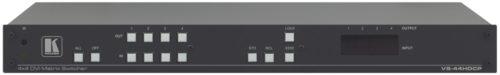 Матричный коммутатор 4x4 DVI с HDCP и EDID