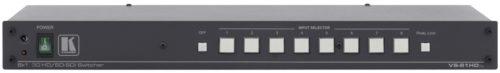 Коммутатор и усилитель-распределитель 8x1:2 сигналов HD-SDI (3G) Kramer VS-81HDxl