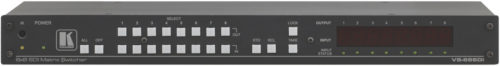 Коммутатор 8x8 сигналов SDI Kramer VS-88SDI