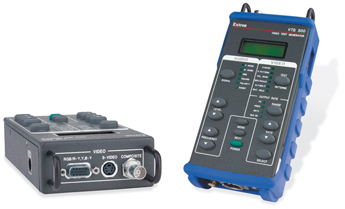 Тестирование и измерение - VTG 300