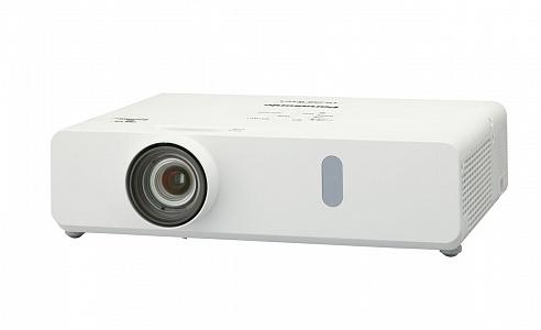Портативный проектор с яркостью 4000 лм и разрешением WXGA