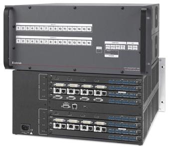 Матричные коммутаторы XTP - XTP CrossPoint 1600