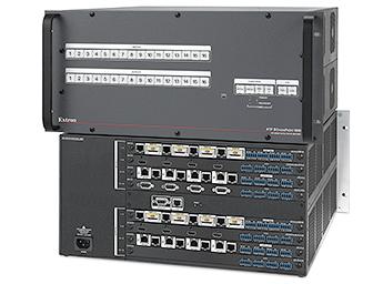 Матричные коммутаторы XTP - XTP II CrossPoint 1600
