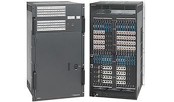 Матричные коммутаторы XTP - XTP II CrossPoint 6400