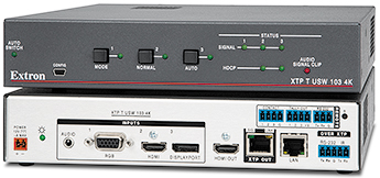 Коммутаторы XTP - XTP T USW 103 4K