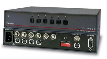 АV-коммутаторы - YCS SW6 MX